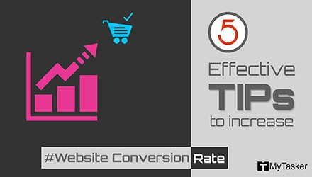 5 Effective Tips to Increase Website Conversion Rate