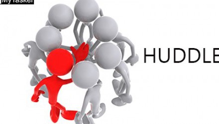 HUDDLE – A WEEKLY SESSION
