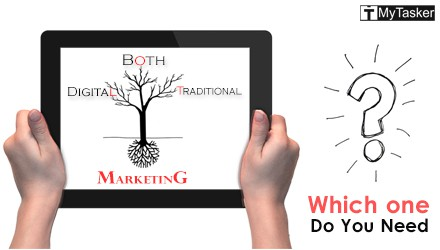 Digital Marketing Vs Traditional Marketing: Choosing the Best Medium for Your Business