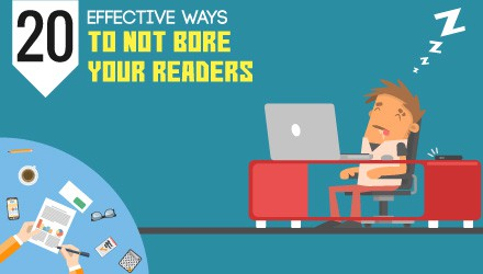 20 Effective Ways to Keep Your Readers Engaged to Your Article (Infographic)