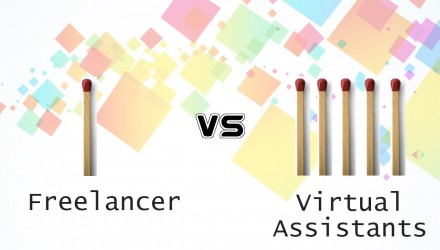 Freelancers VS Office VA Professionals